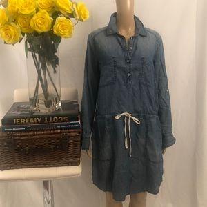 Lou & Grey Denim Dress